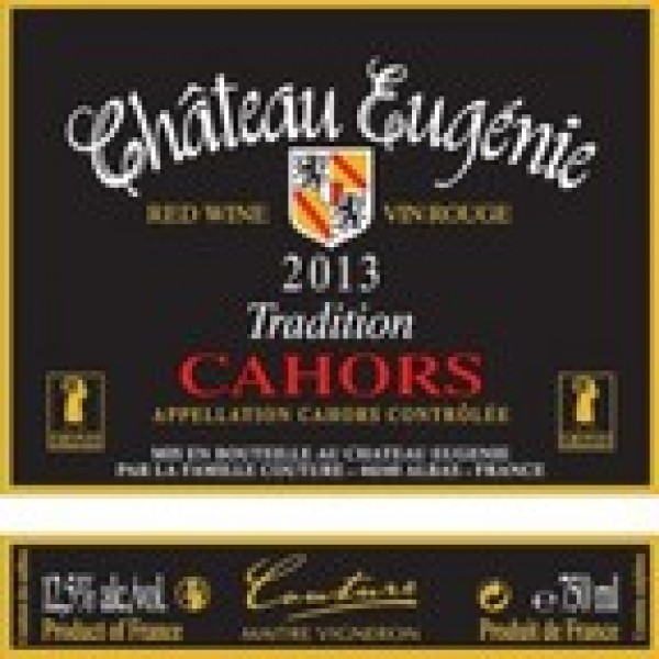 Chateau Eugenie Tradition Cahors 2011