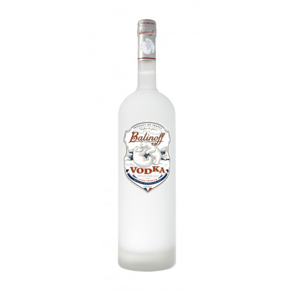 BALINOFF - FRENCH EXTRA PREMIUM VODKA