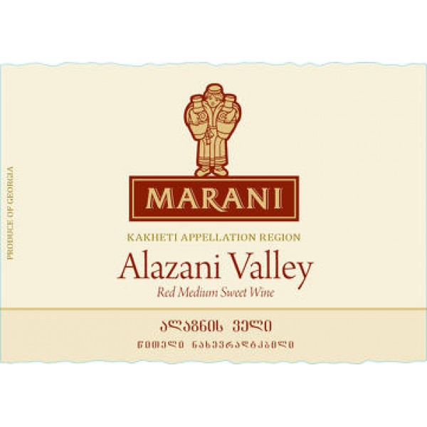 Marani Alazani Red Semi Sweet