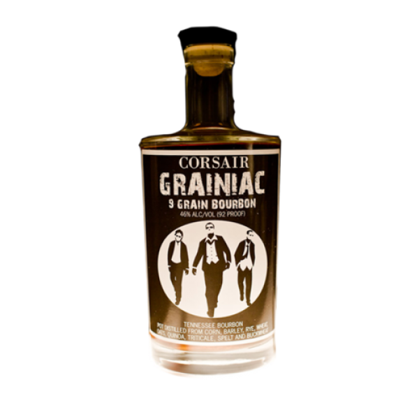 Grainiac 9 Grain Bourbon
